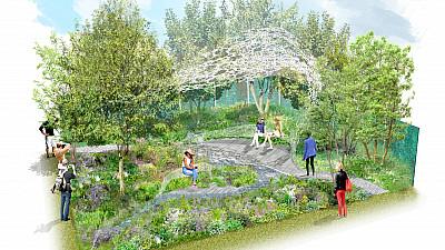 Marketing Manchester to exhibit 'Manchester Garden' at ...