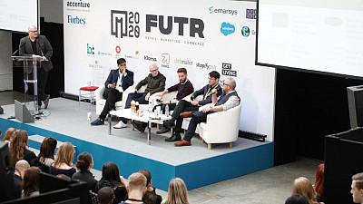 Get free entry to FUTR Europe