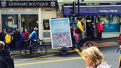 Advertising Bike Company