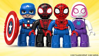 Team17 StoryToys Marvel Lego