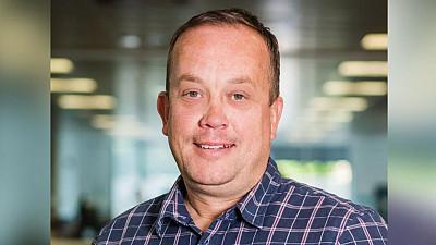 Warren Newbert, CEO Infinity.