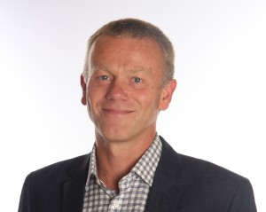CEO Simon Hayward