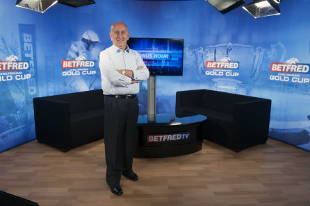 Betfred TV is now transmitted to all 1370 shops