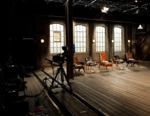 Dragons' Den is filmed at dock10