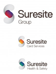 The new Suresite logos