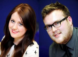 New reporters Tui Benjamin and Andrew Bardsley