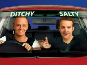 Ditchy and Salty