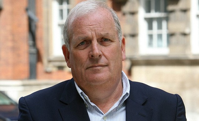 Ex-editor Kelvin Mackenzie 'set to leave The Sun'