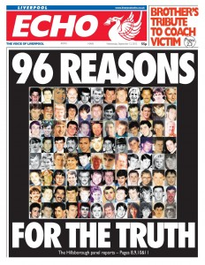 The Liverpool Echo will visited by Trinity Mirror executives
