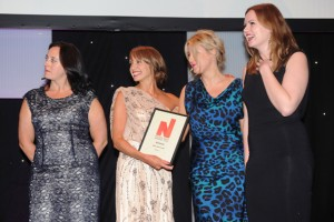 Rule 5, winner of the Best Newcomer category