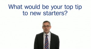 A screengrab from one of the Axa videos