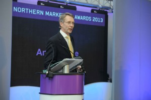 Andy Crane battled through his hosting duties