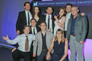 Stein IAS picks up the Best Large Agency award
