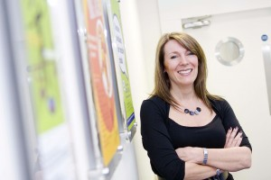 Angela Smith, managing director of The Write Angle