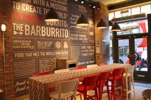 Barburrito restaurant