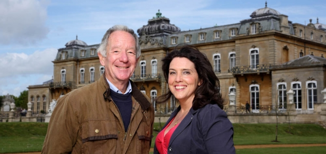 Britains Secret Homes ITV
