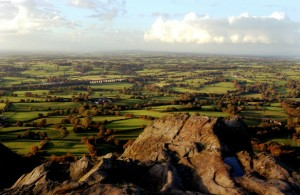 A typical Cheshire scene