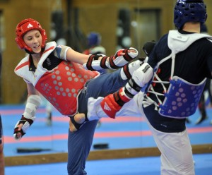 Olympic gold medallist Jade Jones will take part