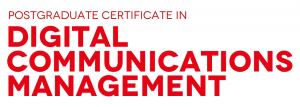 Postgraduate Certificate in Digital Communications Management