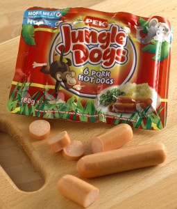 Jungle Dogs: More pork for your pound
