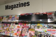 Some of the offending lads' mags