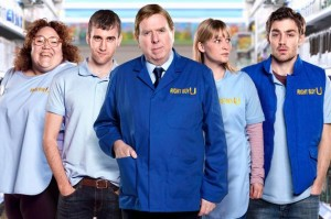 Mellor's BBC1 series The Syndicate