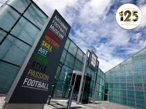 The National Football Museum in Manchester
