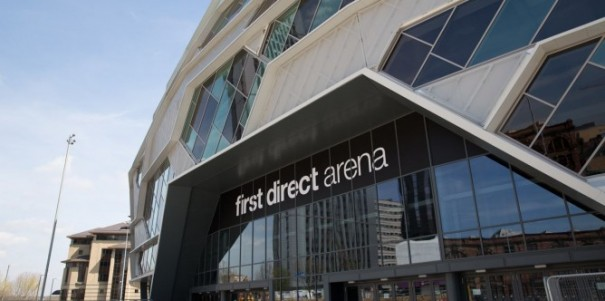 The new First Direct Arena