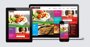 Amaze's new site for Pizza Hut