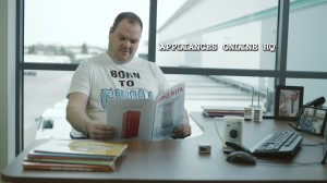 A still from one of the new adverts