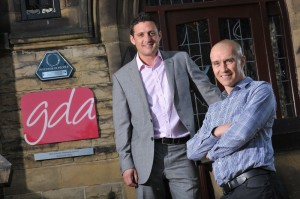 GDA's Alistair Farrant and Jem Hager