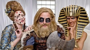 Horrible Histories is one of the few programmes to be shown on BBC1