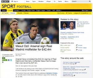 A new season's best for BBC Sport
