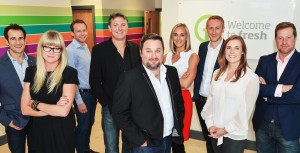 The Fresh Group currently has 85 staff at its Cheadle HQ