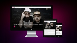 Code's new site for HMV