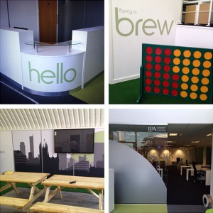 The new Delineo office