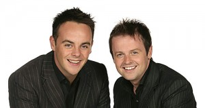 Ant and Dec will appear on December 29