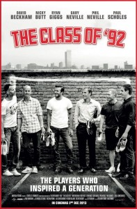 The promotional poster for The Class of '92