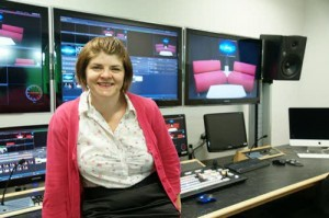 Estuary TV news editor Emma Lingard