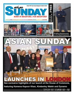 The latest edition of Asian Sunday