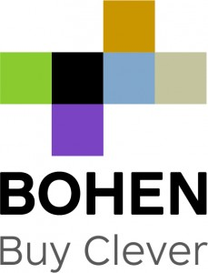 Bohen logo with strapline
