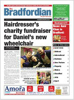 The Bradfordian's launch issue