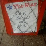 It's scary out there. Sheffield's residents would do well to take heed of The Star.