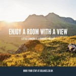 Enjoy a room with a view