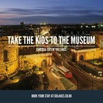 Take the kids to the museum