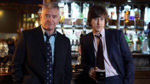 Martin Shaw and Lee Ingleby as Gently and Bacchus