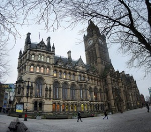 Image: Manchester Town Hall by Setme3 on Flickr
