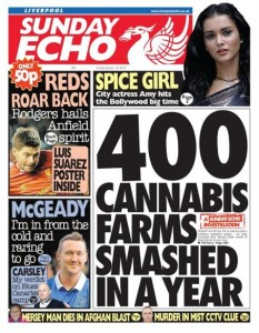 The Sunday Echo launched in January