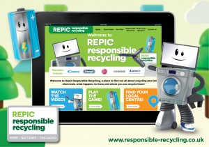 Repic Responsible Recycling Launch Image