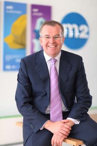 M2 Digital chief executive John Taylor